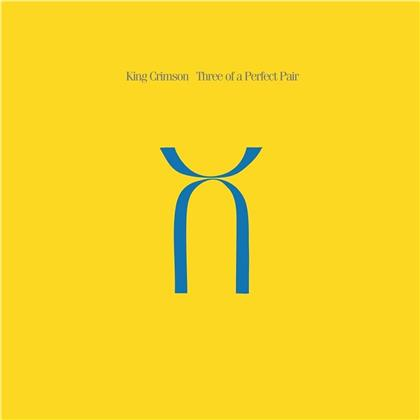 King Crimson - Three Of A Perfect Pair (LP)