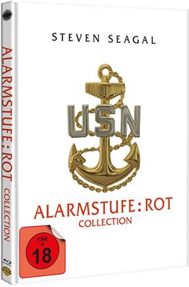 Alarmstufe: Rot 1+2 - Collection (Cover A, White Edition, Limited Edition, Mediabook, Uncut, 2 Blu-rays)