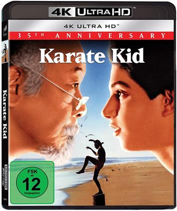 Karate Kid (1984) (35th Anniversary Edition, 4K Ultra HD + Blu-ray)
