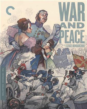 War and Peace (1966) (Criterion Collection)