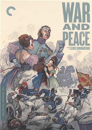 War and Peace (1966) (Criterion Collection, 3 DVDs)