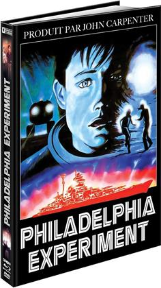 The Philadelphia Experiment - Visuel Années 80 (1984) (Limited Edition, Mediabook, Blu-ray + DVD)