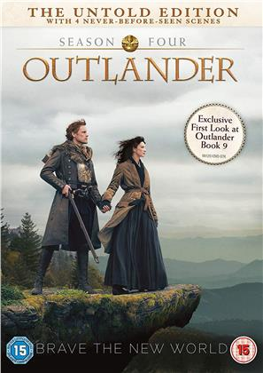 Outlander - Season 4 (5 DVDs)