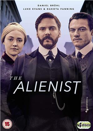 The Alienist - Season 1 (4 DVDs)