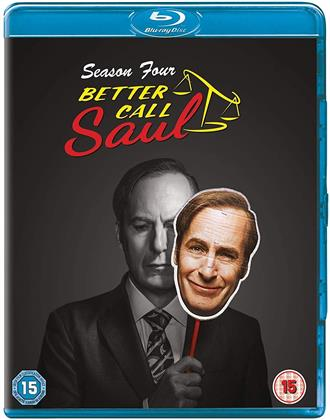 Better Call Saul - Season 4 (3 Blu-rays)