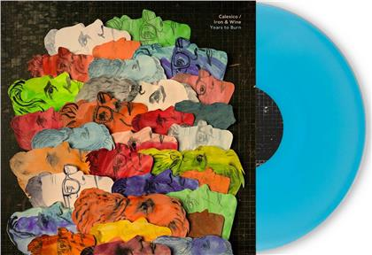 Calexico & Iron & Wine - Years To Burn (Limited Edition, Colored, LP)