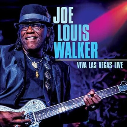 Walker,Joe Louis - Viva Las Vegas Live
