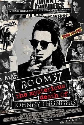 Room 37 - The Mysterious Death Of Johnny Thunders (2019)