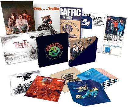 Traffic - The Studio Albums 1967-74 (Limited Edition, 6 LPs)