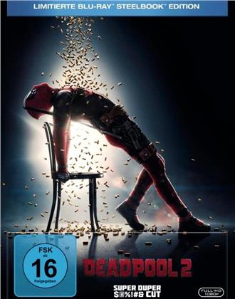 Deadpool 2 (2018) (Extended Cut, Limited Edition, Steelbook)