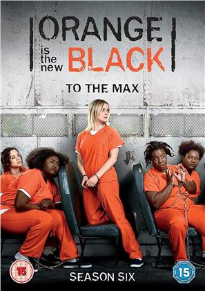 Orange is the new Black - Season 6 (4 DVDs)