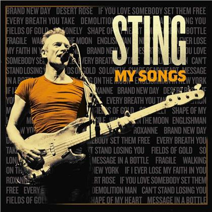 Sting - My Songs