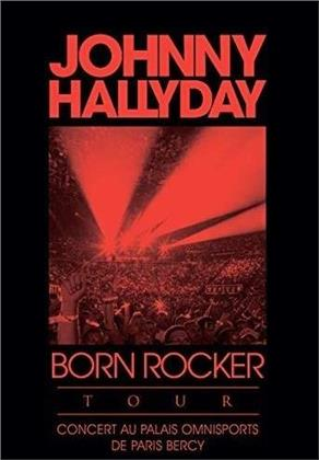Johnny Hallyday - Born Rocker Tour - Live a Paris Bercy (2 DVDs)