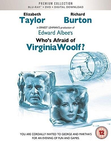Who's afraid of Virginia Woolf (1966) (s/w, Premium Edition, Blu-ray + DVD)