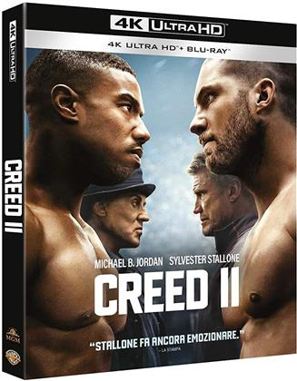 Creed 2 (2018) (4K Ultra HD + Blu-ray)