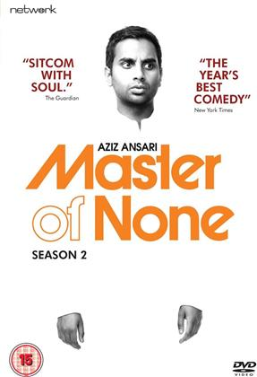 Master Of None - Season 2 (2 DVDs)