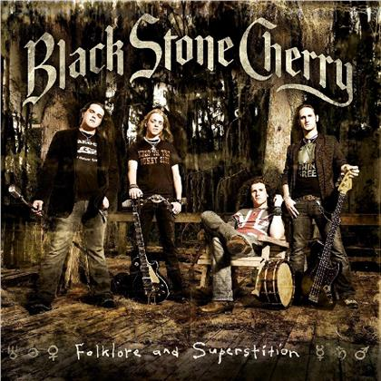 Black Stone Cherry - Folklore And Superstition (2019 Reissue, Music On Vinyl, Colored, 2 LPs)