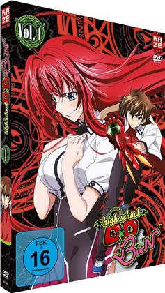 High School DXD BorN - Vol. 1