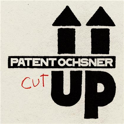 Patent Ochsner - Cut Up (Hardcover Book)