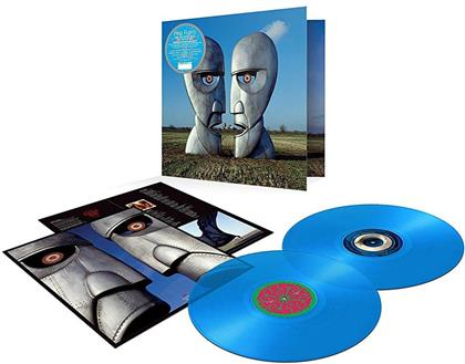 Pink Floyd - The Division Bell (2019 Reissue, 25th Anniversary Edition, Limited Edition, Blue Vinyl, 2 LPs)