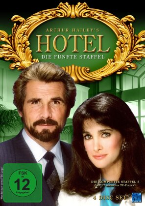 Arthur Hailey's Hotel - Staffel 5 (4 DVDs)