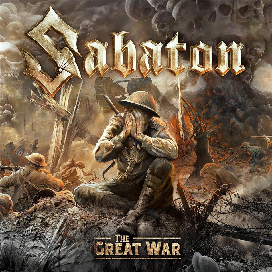 Sabaton - The Great War (Earbook, Limited Edition, 2 CDs)