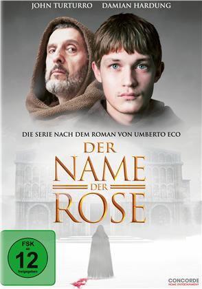 Der Name der Rose - Staffel 1 (Softbox, 3 DVDs)