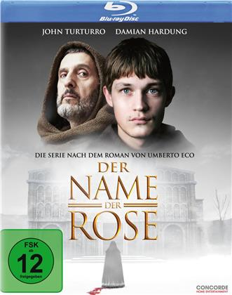 Der Name der Rose - Staffel 1 (Softbox, 2 Blu-rays)
