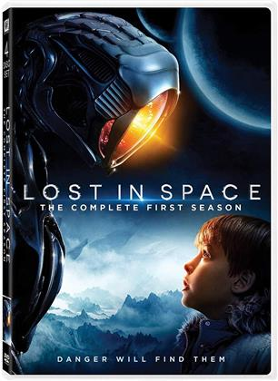 Lost In Space - Season 1 (2018) (4 DVDs)