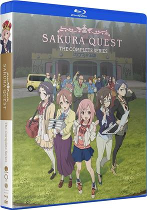 Sakura Quest - The Complete Series (4 Blu-rays)