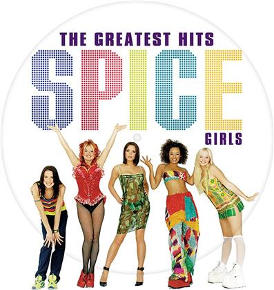 Spice Girls - The Greatest Hits (2019 Reissue, Picture Disc, LP)