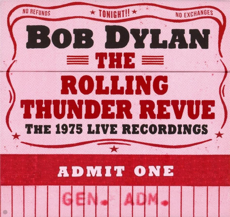 Bob Dylan - Bootleg Series 5: Bob Dylan Live 1975 - The Rolling Thunder Revue (14 CDs)