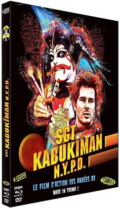 Sgt. Kabukiman N.Y.P.D. (Collector's Edition, Director's Cut, Blu-ray + DVD)