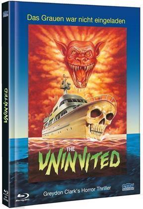 The Uninvited (1988) (Cover A, Lenticular, Limited Edition, Mediabook, Uncut, Blu-ray + DVD)