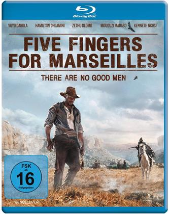 Five Fingers for Marseille (2017)