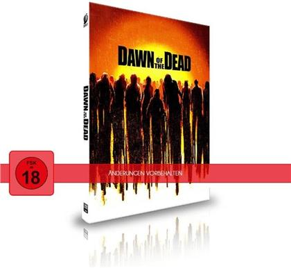 Dawn of the Dead (2004) (Cover C, Director's Cut, Kinoversion, Limited Edition, Mediabook, 2 Blu-rays)
