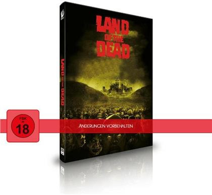 Land of the Dead (2005) (Cover C, Director's Cut, Kinoversion, Limited Edition, Mediabook, 2 Blu-rays)