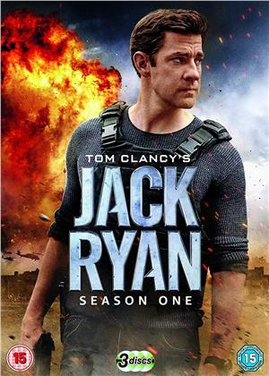Tom Clancy's Jack Ryan - Season 1 (4 DVDs)