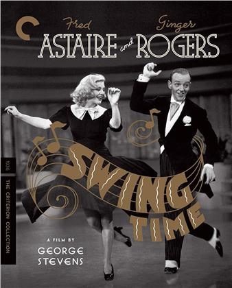 Swing Time (1936) (b/w, Criterion Collection)