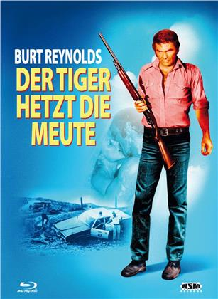 Der Tiger hetzt die Meute (1973) (Cover A, Limited Edition, Mediabook, Blu-ray + DVD)