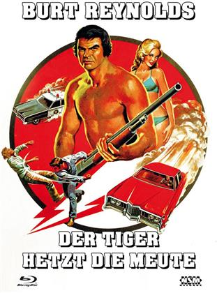 Der Tiger hetzt die Meute (1973) (Cover D, Limited Edition, Mediabook, Blu-ray + DVD)
