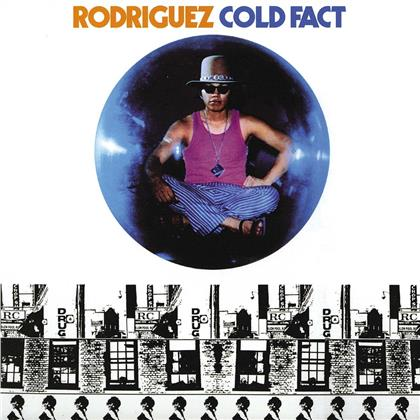 Rodriguez (Sixto Diaz) - Cold Fact (2019 Reissue, Universal, LP)