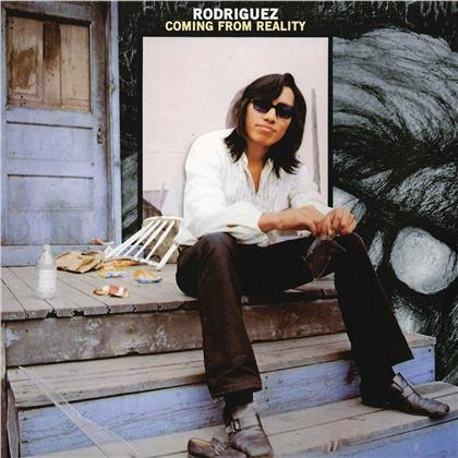 Rodriguez (Sixto Diaz) - Coming From Reality (2019 Reissue, LP)