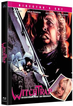Witchtrap (1989) (Cover B, Director's Cut, Limited Edition, Mediabook, 2 Blu-rays)