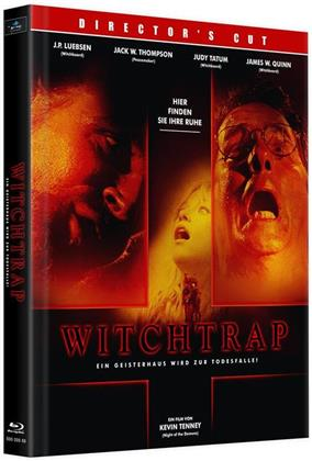 Witchtrap (1989) (Cover D, Director's Cut, Limited Edition, Mediabook, 2 Blu-rays)