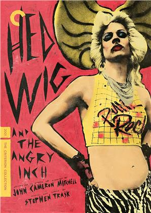 Hedwig and the Angry Inch (2001) (Criterion Collection)