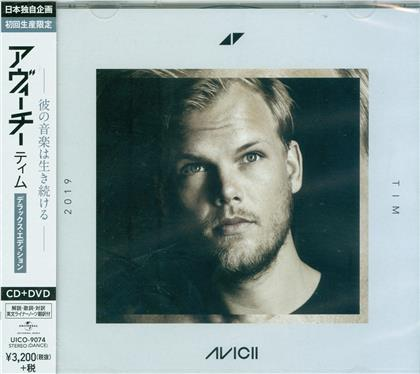 AVICII - TIM (Deluxe Edition, CD + DVD)