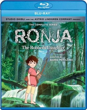 Ronja The Robber's Daughter - The Complete Series (4 Blu-rays)