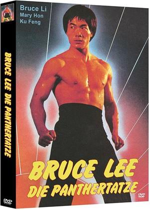 Bruce Lee - Die Panthertatze (1978) (Cover A, Limited Edition, Mediabook, Uncut, 3 DVDs)