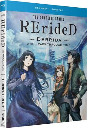 RErideD - Derrida - Who Leaps Through Time - The Complete Series (2 Blu-rays)